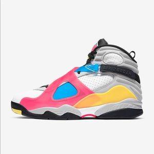 """Jordan 8 SE """"Multi-Color"""""""